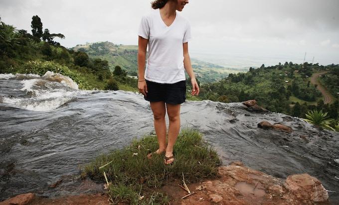 Sipi Falls, Uganda / September 2010