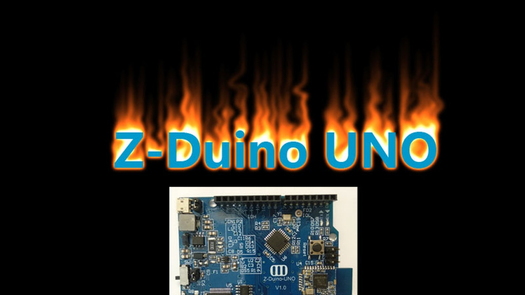 Z-duino, Free your design project video thumbnail