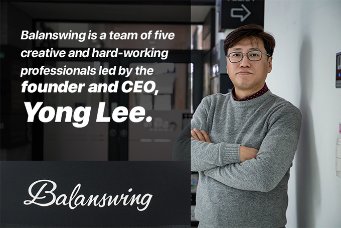 Our fearless leader, Yong Lee