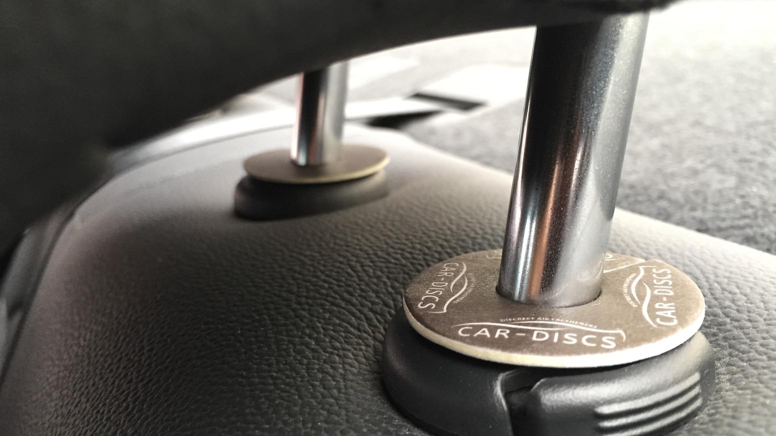 Car-Discs Discreet Air Fresheners By Ian McClung