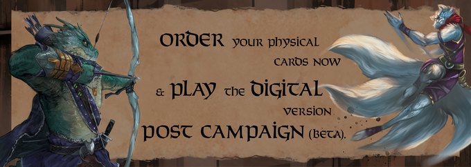 ORDER NOW - PLAY DIGITAL POST CAMPAIGN