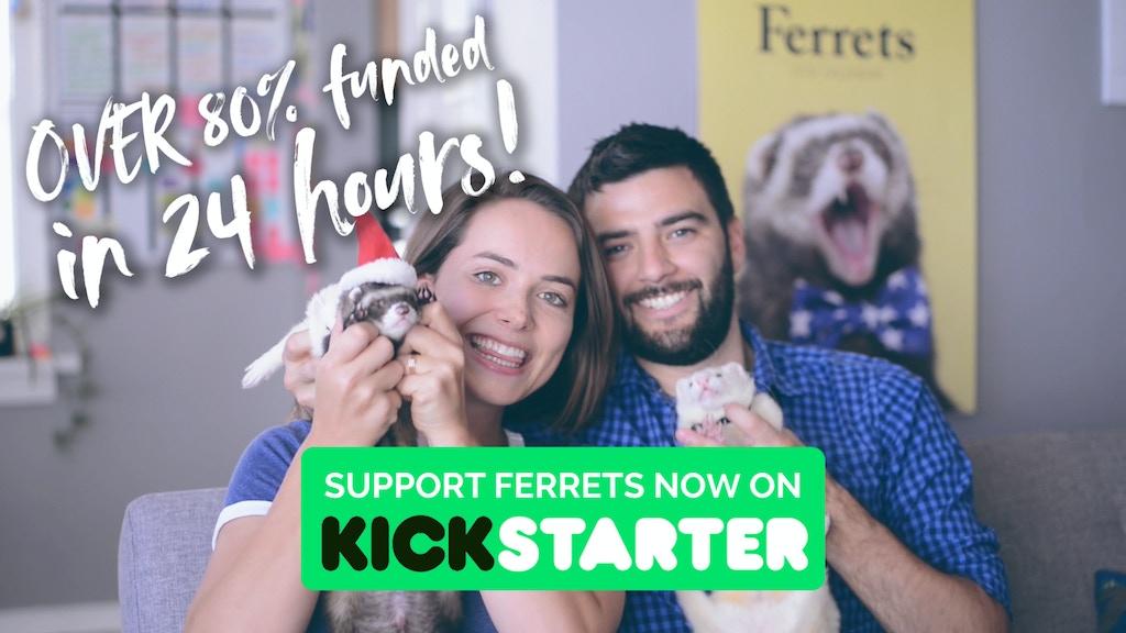 ENORMOUS 2019 Ferret Calendar project video thumbnail