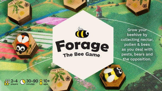 Forage, The Bee Game