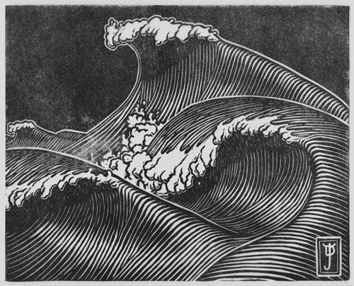 Wave Dream #1
