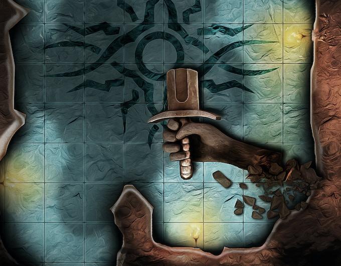 Mage Sanctuary preview 2