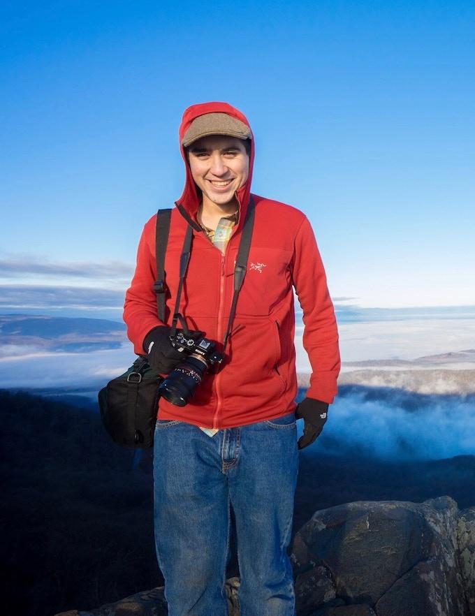 Bailey Galvin-Scott | Camera Operator