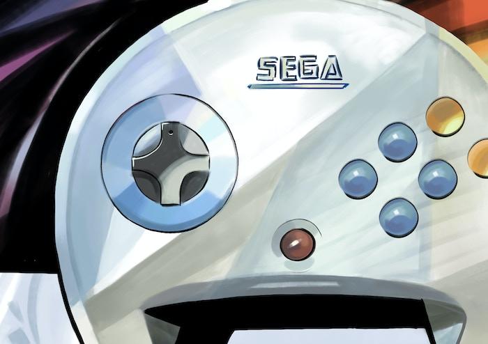 Sega Dreamcast: Collected Works by Darren Wall — Kickstarter