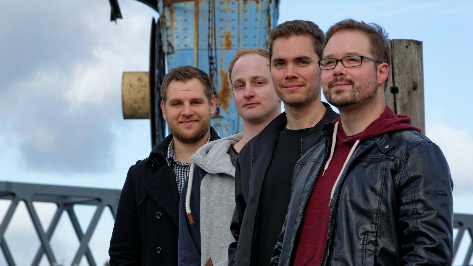 Ein neues Studioalbum der Rockband Monkey Fly.