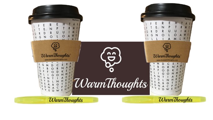 WarmThoughts™ Sip & Search Boxed Set of 10