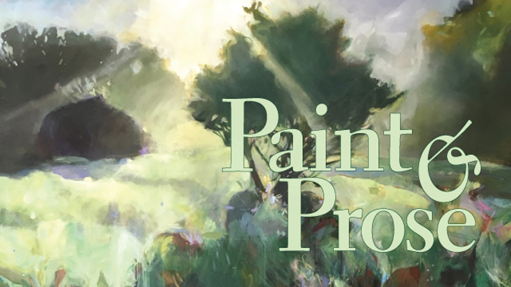Paint & Prose, A Way Finder's Meander project video thumbnail