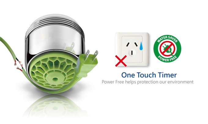 On Touch Timer