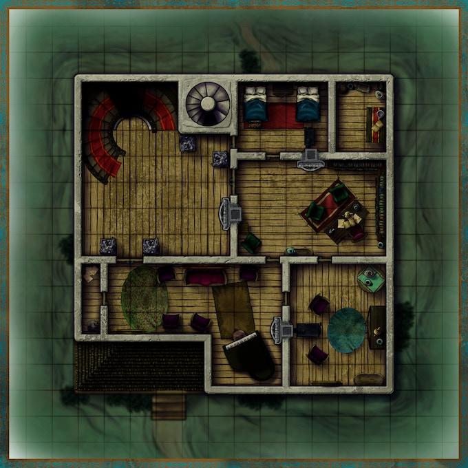 Sample House Interior