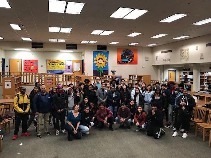 Oakland Tech High School Screening