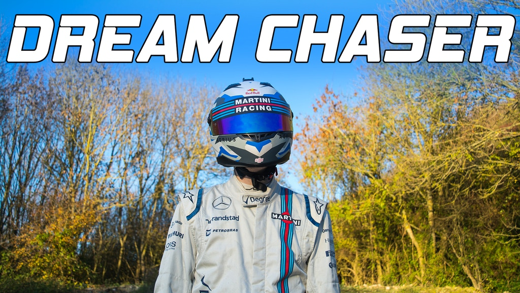 DREAM CHASER project video thumbnail