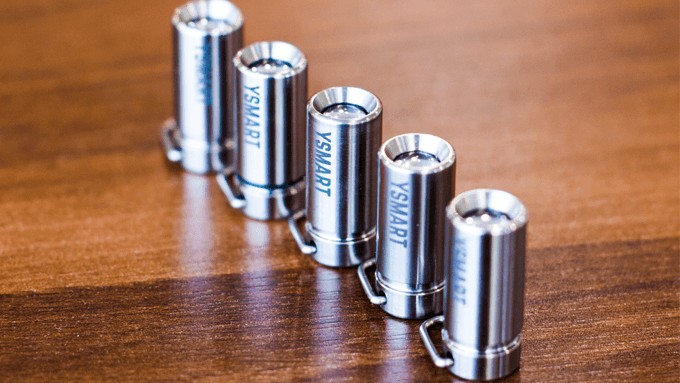 Titanium Testing Batch