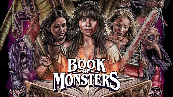 Six kickass women must fight off a horde of terrifying monsters at an 18th birthday party - and you choose the Monsters!