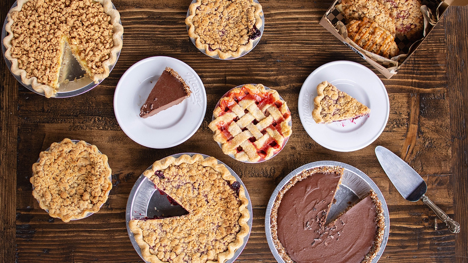 We're planning to open a shop in Coeur d'Alene. With your support, we'll serve delicious coffee and farm-to-table pie!
