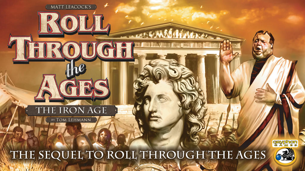 Roll Through the Ages: The Iron Age by Tom Lehmann project video thumbnail