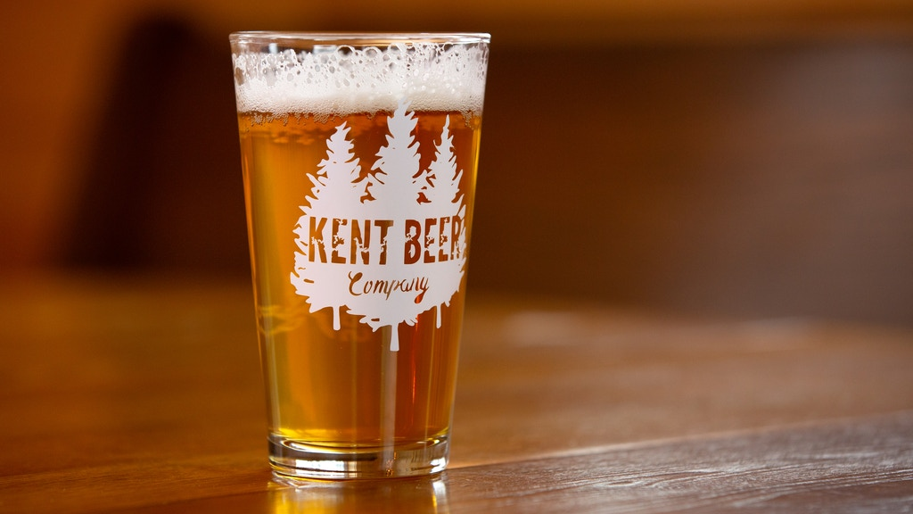 Kent Beer Company: Farm Grown Craft Beer project video thumbnail