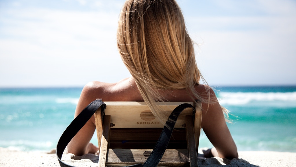 Portable Outdoor Recliners - The Ultimate Beach Essential