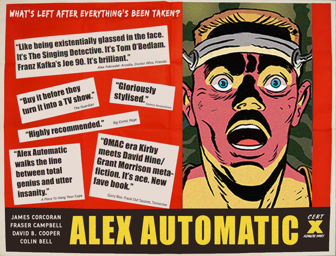 Critical response to Alex Automatic!