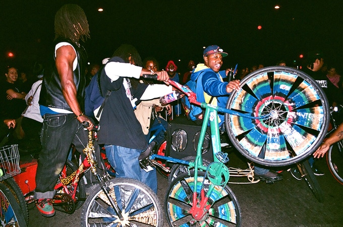 Scraper Bike Team