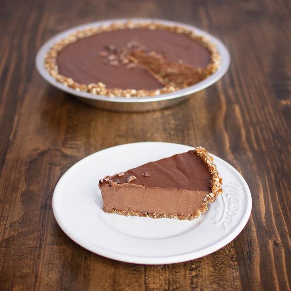V/GF/Plant Based Chocolate Cream Pie