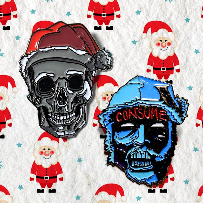 Santa Skull + Consume Combo at $100 Level