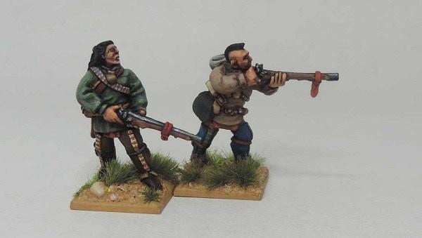 2 Stockbridge Mohicans