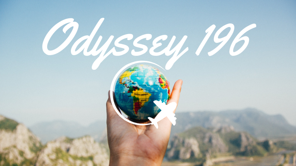 Odyssey 196: Breaking an extreme record
