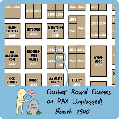 Come find us at Booth 2540!