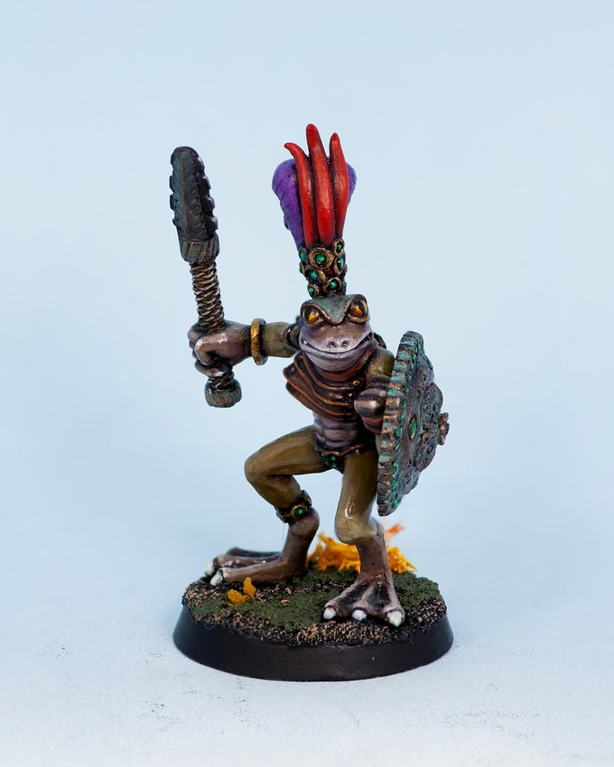 Kwinik the Sheildbearer - E