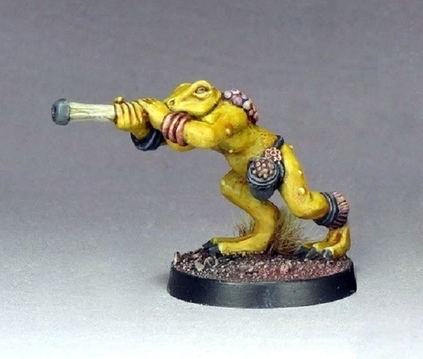 Jungle Scout (painted by JB) - G