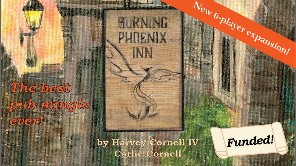 Burning Phoenix Inn project video thumbnail