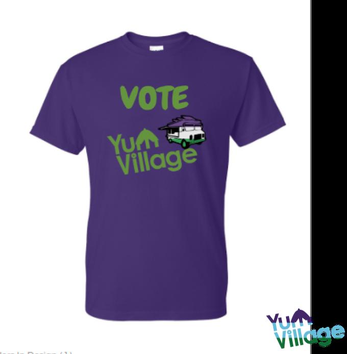 #VoteYumVillage