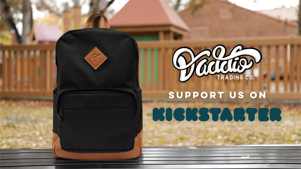 The First Ever Fatherhood Backpack project video thumbnail
