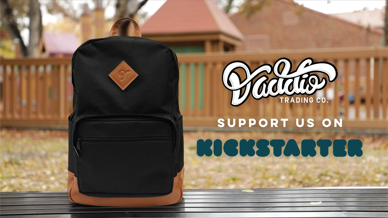 The First Ever Fatherhood Backpack by Daddio Trading Company