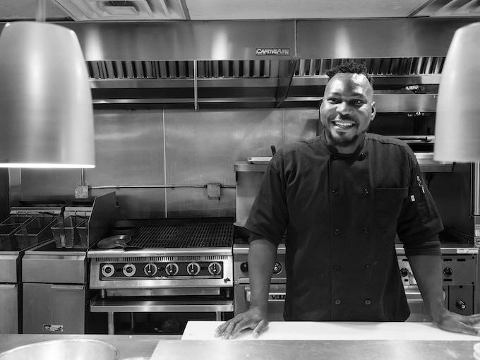 Chef Godwin Of YumVillage