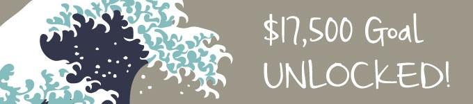 $17,500 - UNLOCKED!