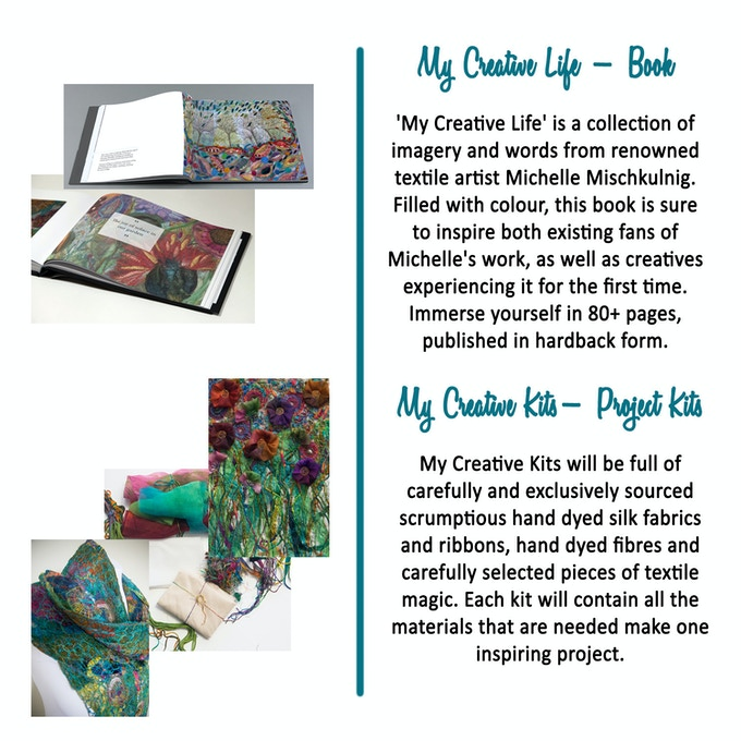 1bfb6bd0b5b My Creative Life - the textile art of Michelle Mischkulnig by Ryan M ...