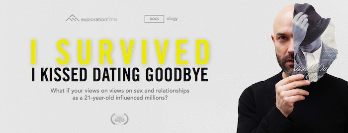 """20 years after """"I Kissed Dating Goodbye,"""" Joshua Harris encounters critics & fans on his quest for new insights into Christian dating."""