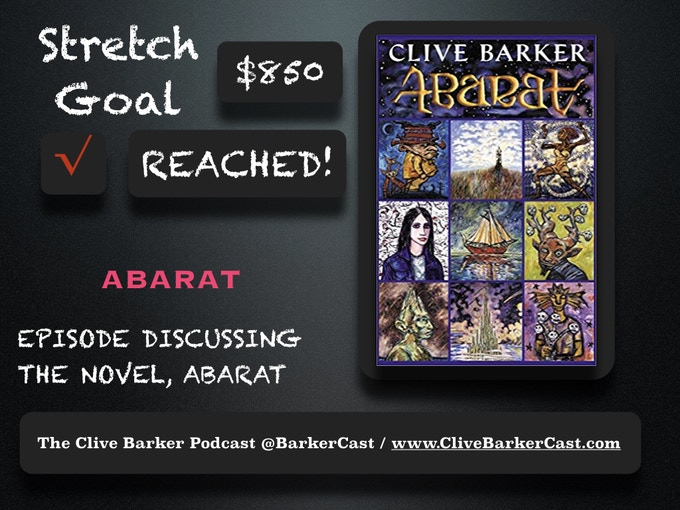 Clive Barker Podcast Presents: Fundraiser VI Billseeker by Ryan