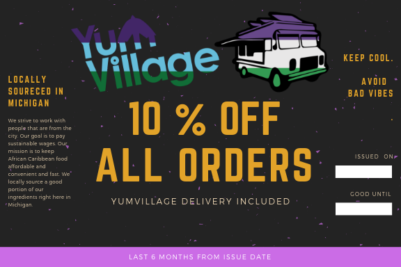 Catalyst Villager (10% off all orders | Direct YumVillage Delivery Included)