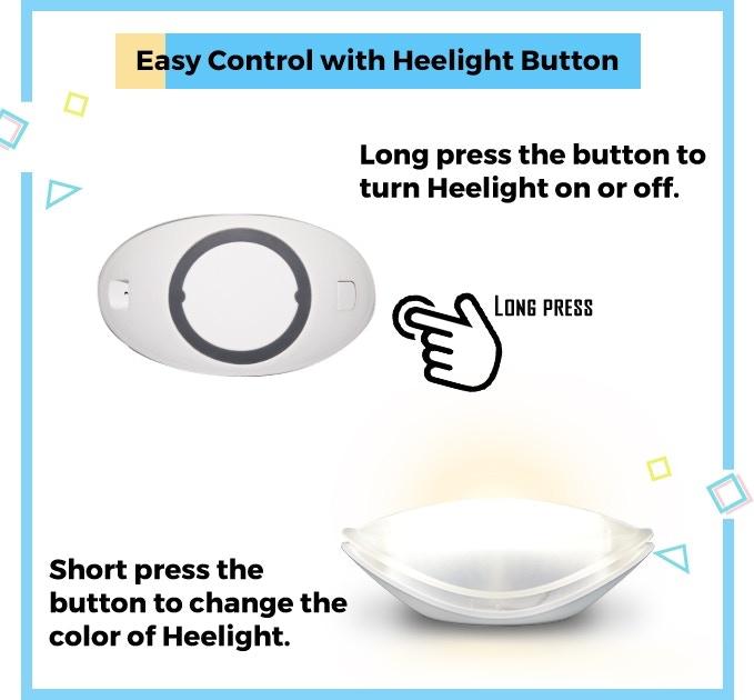 Heelight 2 0: A Sound Reactive Light for DIY by MicroNovelty