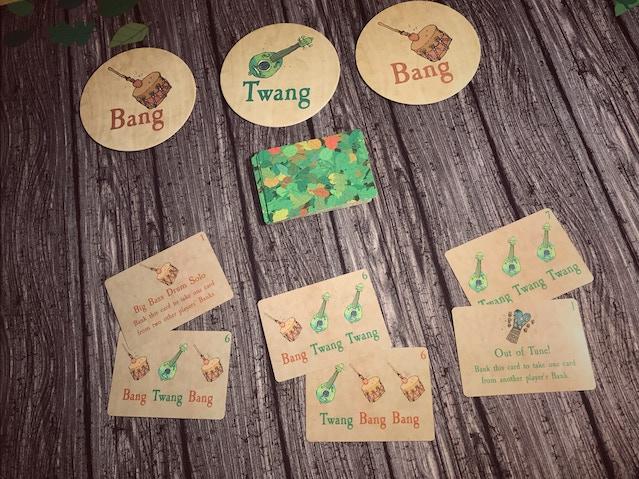 The Forest Dragon Bang & Twang by Jon Hodgson — Kickstarter