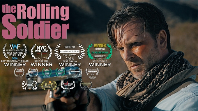 The Rolling Soldier Poster