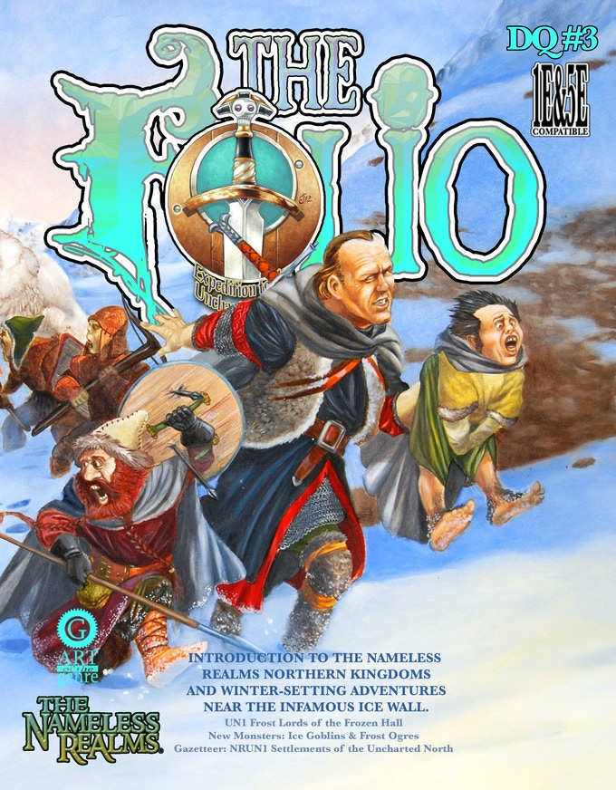 Will you take on the challenge of this new snow adventure from Art of the Genre?