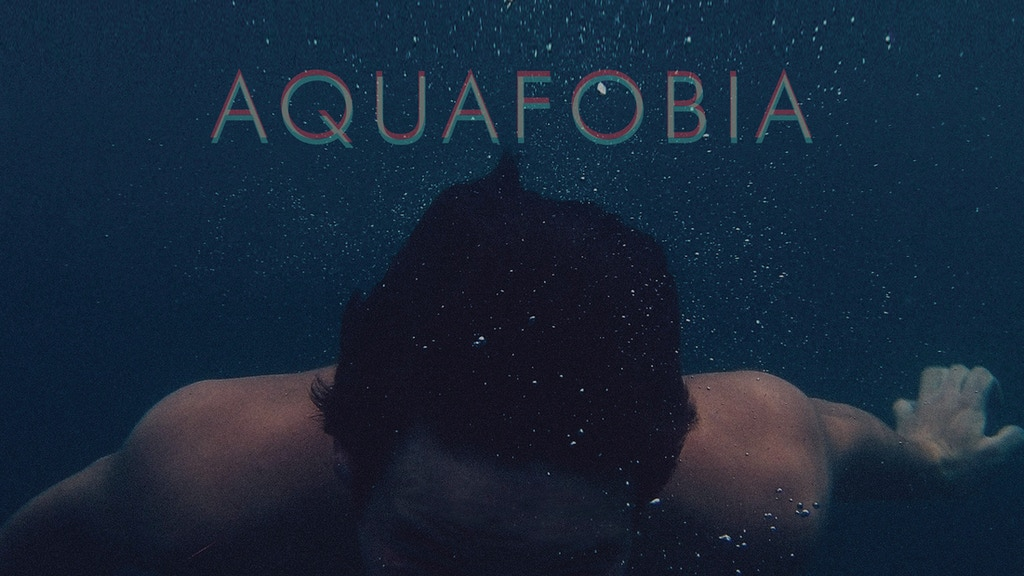Project image for AQUAFOBIA - a short film about mental health