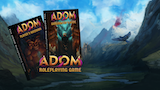 Click here to view The ADOM (Ancient Domains Of Mystery) Roleplaying Game