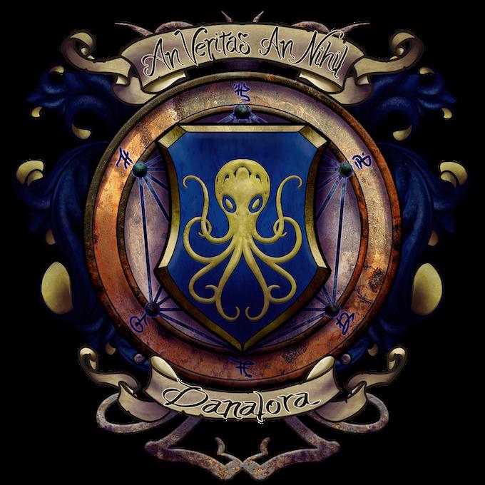 Fantasy Coat of Arms sample